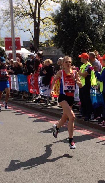 Run Brave - The London Marathon 2017. featured image