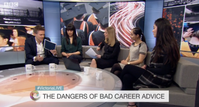 New reserarch highlights some shocking careers advice at Universities featured image