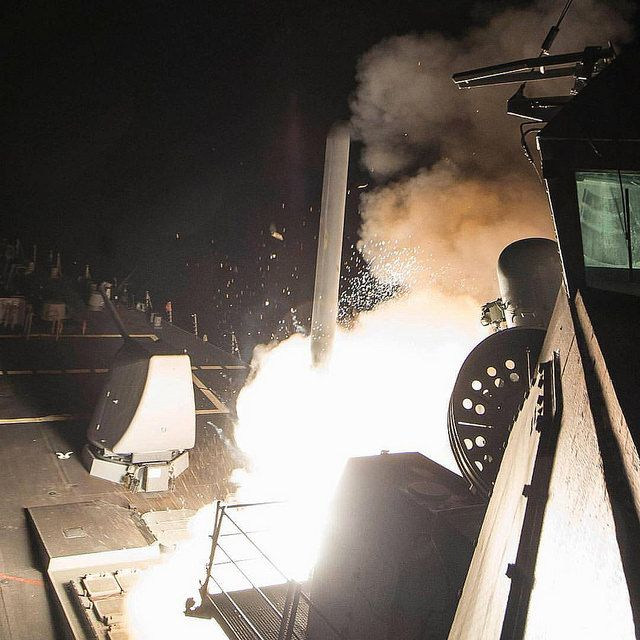 Trump's Syria Strikes see Geopolitical Risks Rise featured image