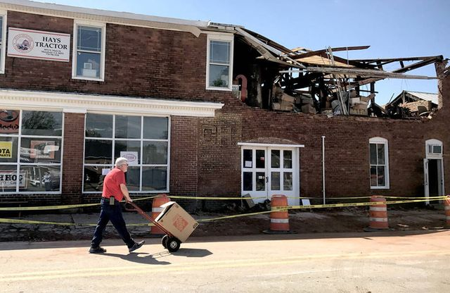 Third Generation Family Firm Works To Recover From Tornado featured image