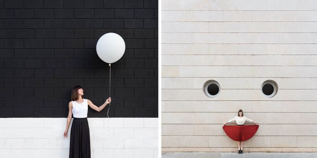 How to connect architecture and portraiture in a fun way? featured image
