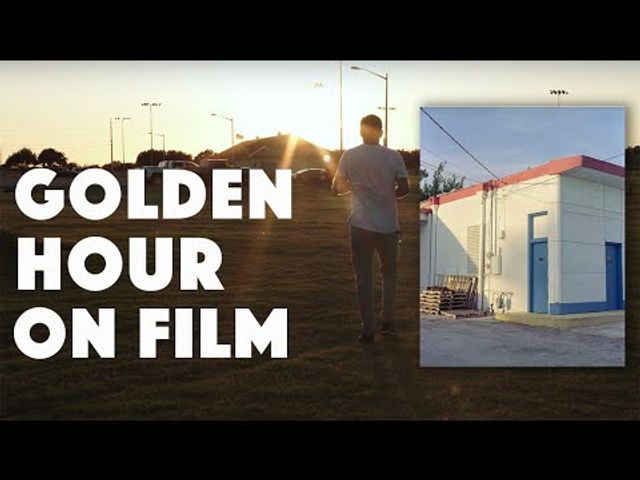 How to make the golden hour work for your photography featured image