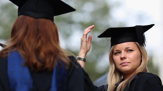 Three-quarters of UK graduates 'will never repay student loans' featured image