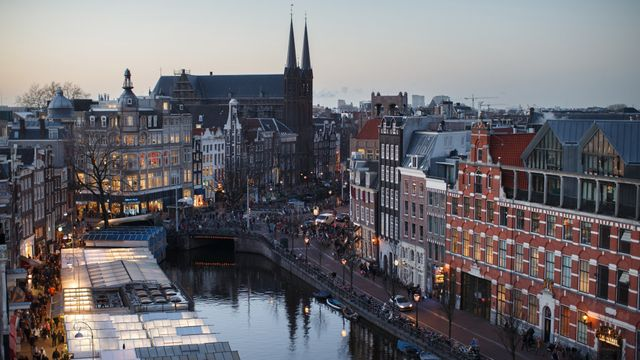 Amsterdam gains another post-Brexit trading venue with Tradeweb featured image