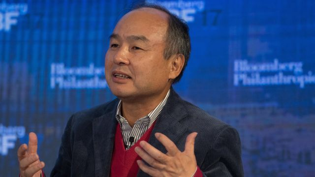 SoftBank Founder Builds an Empire on Debt and Charm featured image