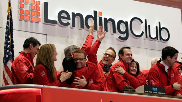 Lending Club shares plumb new depths featured image