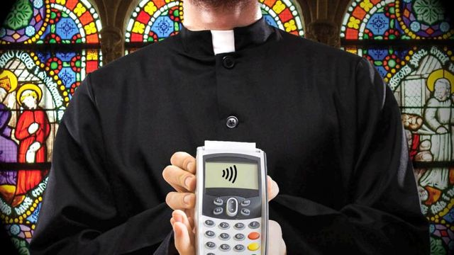 Church of England to accept donations by contactless payments featured image