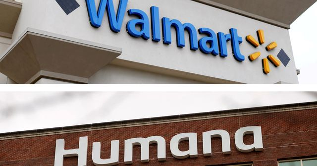 Walmart in Early-Stage Acquisition Talks With Humana featured image