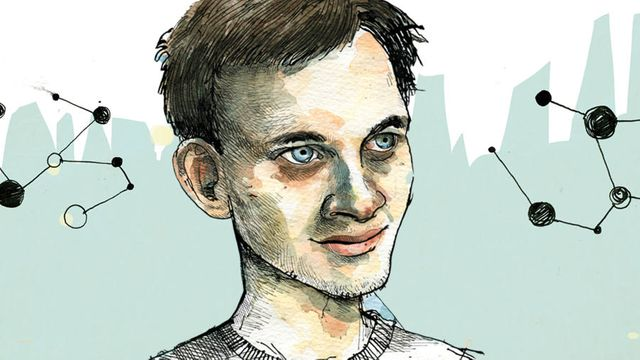 Lunch with the FT - Ethereum's Vitalik Buterin on the bitcoin bubble and running a $125bn blockchain featured image