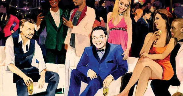 The Billion-Dollar Mystery Man and the Wildest Party Vegas Ever Saw featured image