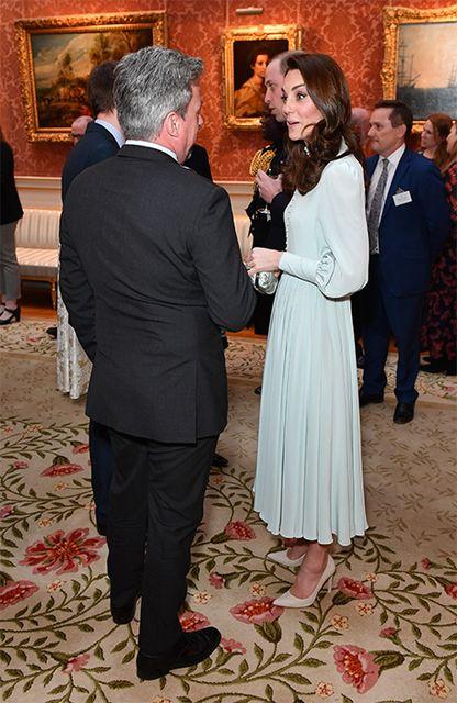 Gareth goes to Buckingham Palace featured image