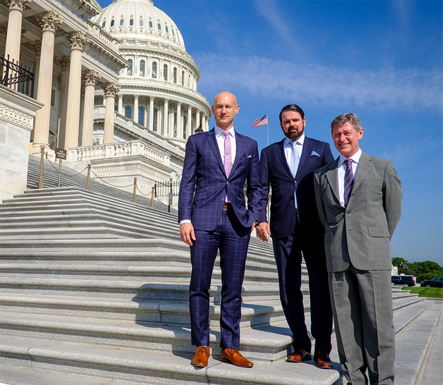 Vestwell visits D.C. to talk 401(k) and tax reform with Congress featured image