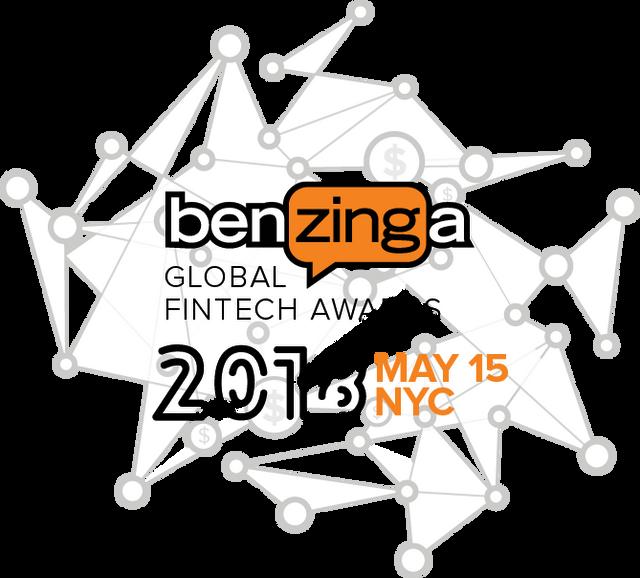 Benzinga Fintech Awards 2018 featured image