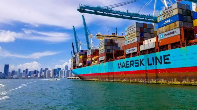 IBM's New Blockchain Problem: Maersk-Backed Shipping Effort Is Struggling featured image