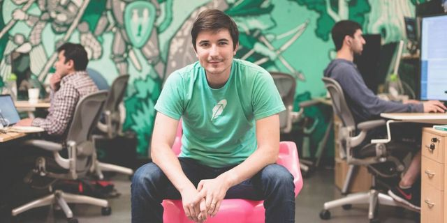 The founders of Robinhood were initially rejected by 75 venture capital firms featured image