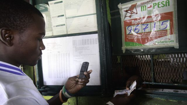 Mobile money is only just starting to transform some of Africa's markets featured image
