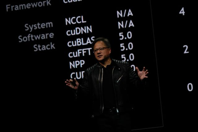 Nvidia CEO comments on GPU shortage caused by Ethereum featured image