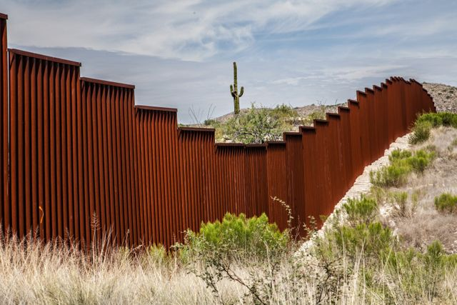 US Lawmaker Suggests 'WallCoin' to Fund Trump's Mexico Border Wall featured image