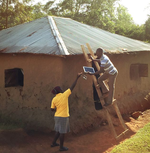 Laurene Powell Jobs' Emerson Collective invests in disruptive solar startup, Angaza featured image