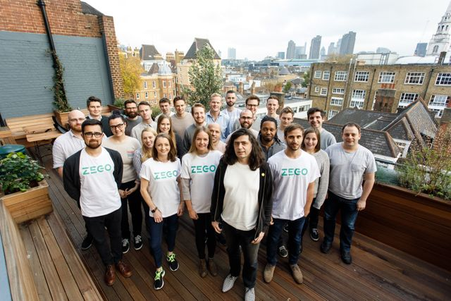 Zego picks up £6M Series A led by Balderton for its gig economy worker insurance featured image