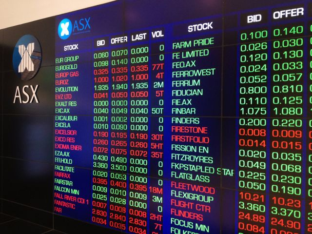 ASX Says Yes: Stock Market to Settle Trades with DLT featured image