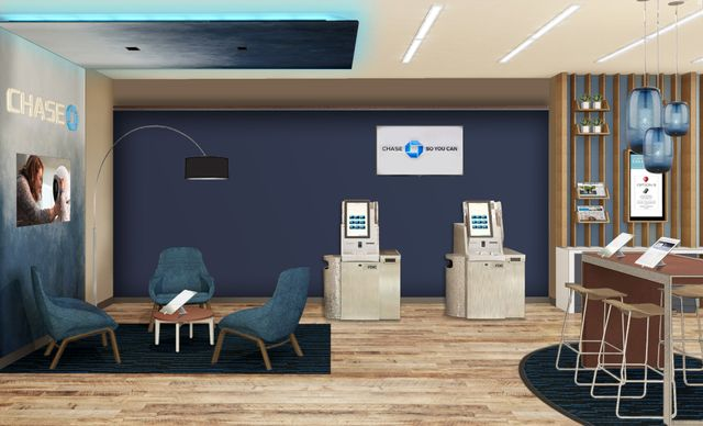 Chase is rolling out advice-driven 'Express' branches next month featured image