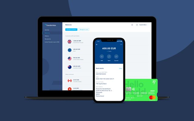 TransferWise begins private launch of its consumer borderless account and bright green debit card featured image