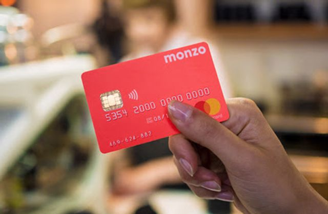 Monzo's valuation jumps to $2.5B with new funding featured image
