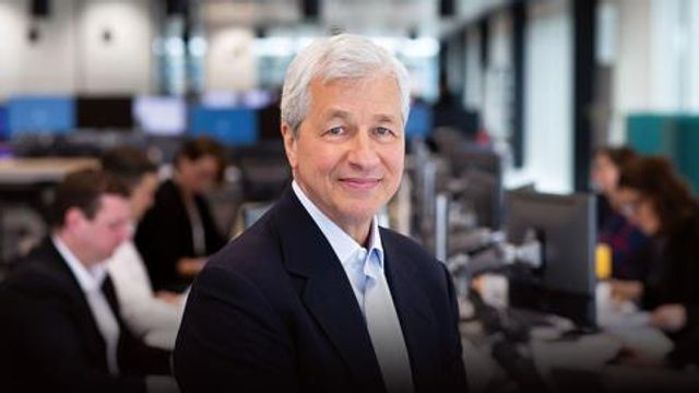 Fintech is here to stay, says JPMorgan chief Jamie Dimon featured image
