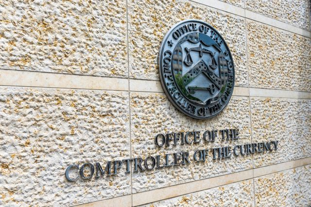 OCC chief signals new direction on bank supervision, fintech policy featured image