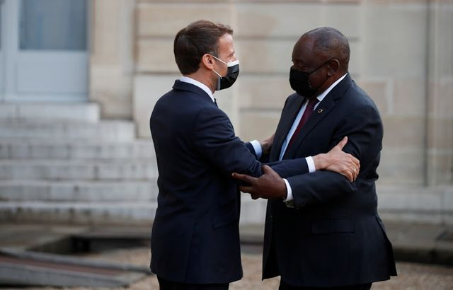 Macron hosts Africa summit on post-COVID-19 economic recovery featured image