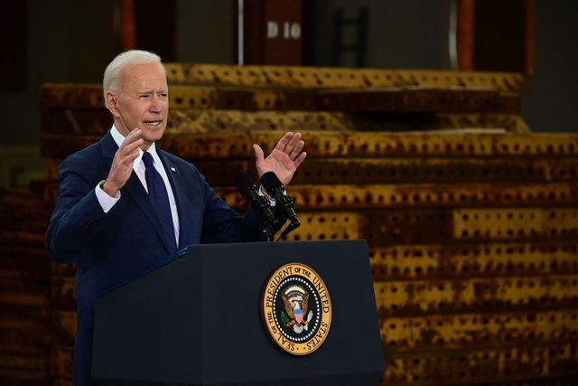 Biden offers to keep 2017 Trump tax cuts intact in infrastructure counteroffer to GOP featured image