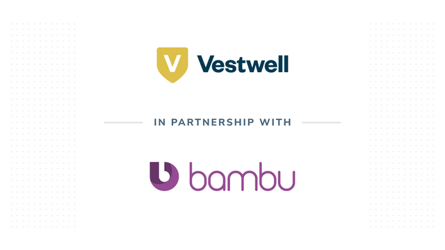 Vestwell leverages Bambu's Wealth Management API to build an advisor managed account offering natively into its platform featured image