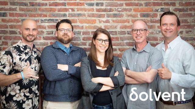 Solvent raises $850,000 featured image
