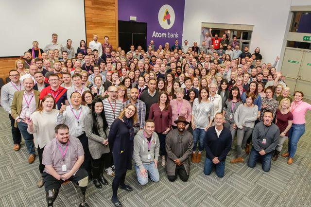Atom Bank raises £50 million featured image
