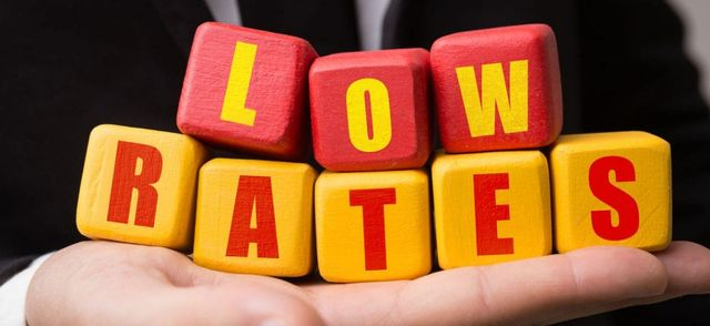 Decade after the Great Recession, rates are still low featured image