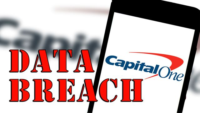 Capital One database breached featured image
