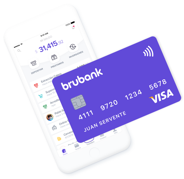 Brubank sells 15% stake featured image