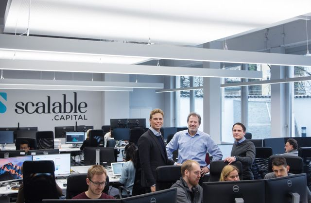 Scalable Capital raises €25 million featured image
