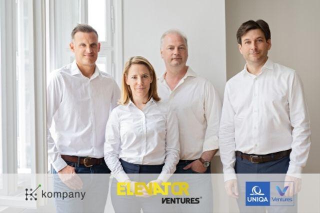 Kompany raises from UNIQA Ventures and Elevator Ventures featured image