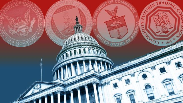 US government shutdown deprives markets of key data featured image
