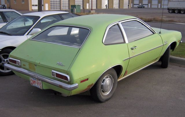 You Drive a 1972 Pinto Because Your Neighborhood Makes You featured image