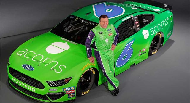 Investment app Acorns to sponsor Ryan Newman featured image