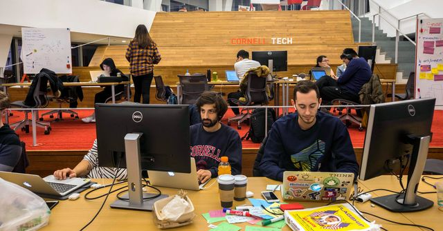 It Started With a Jolt: How New York Became a Tech Town featured image