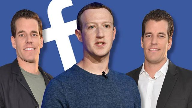 Facebook held talks with Winklevoss twins over new currency featured image