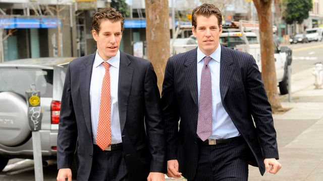 Bitcoin Billionaires — return of the Winklevoss twins featured image