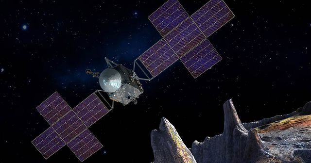 Mission to rare metal asteroid could spark space mining boom featured image