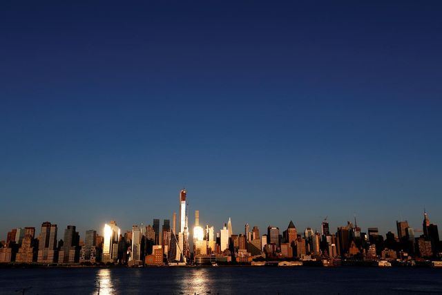 New York extends lead over Brexit-hit London in finance center poll featured image