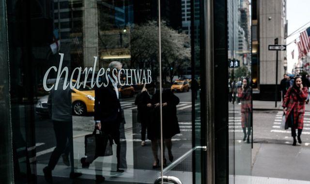 Schwab Triggers Online-Broker Bloodbath as Price War Deepens featured image
