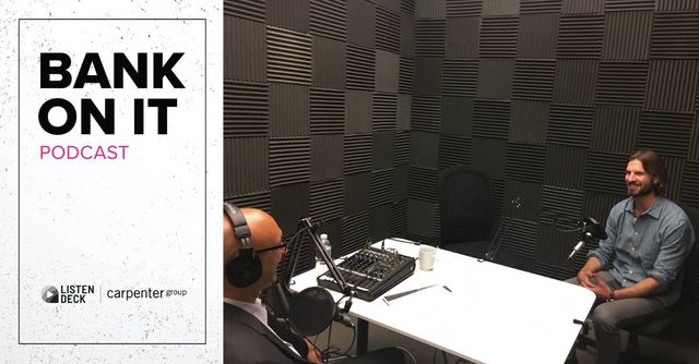 'Bank on it' podcast with Matt Miller featured image